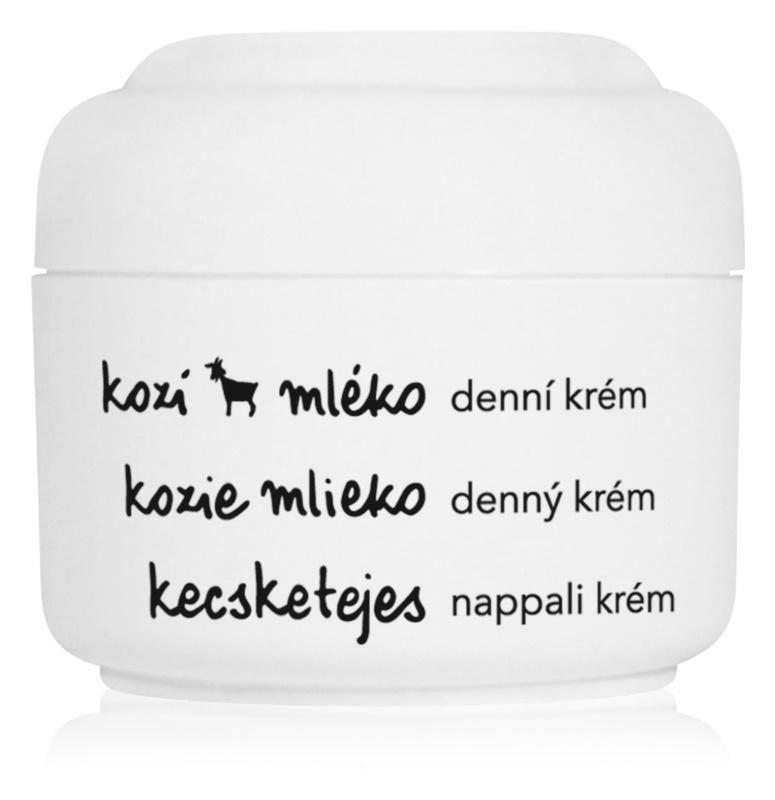 Ziaja Goat's Milk зволожуючий денний крем для сухої шкіри