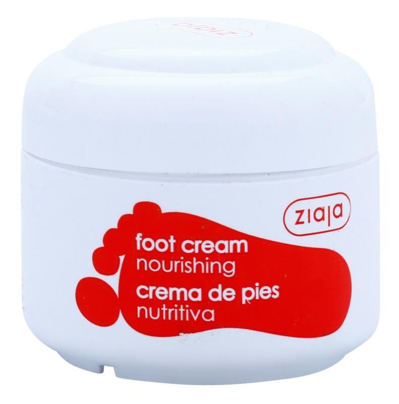 Ziaja Foot Care nährende Fußcreme für Diabetiker
