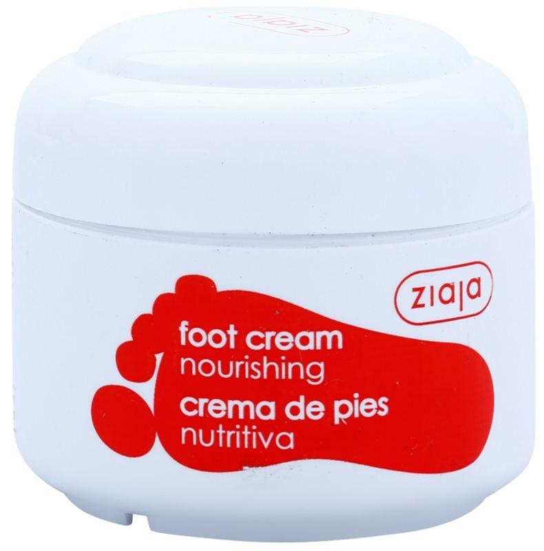 Ziaja Foot Care поживний крем для ніг для диабетиків