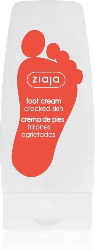 Ziaja Foot Care obnovujúci krém na popraskané chodidlá