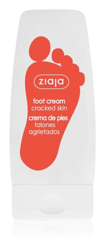 Ziaja Foot Care відновлюючий крем для потрісканої шкіри стоп