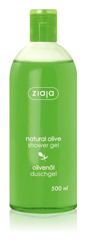 Ziaja Natural Olive Duschgel mit Auszügen aus Oliven