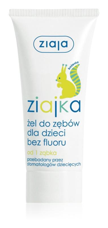 Ziaja Ziajka zubný gél pre deti