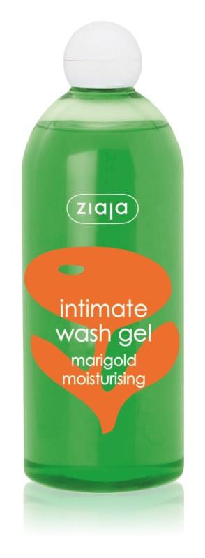 Ziaja Intimate Wash Gel Herbal Gel für die Intimhygiene mit feuchtigkeitsspendender Wirkung