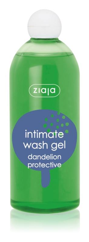 Ziaja Intimate Wash Gel Herbal żel ochronny do higieny intymnej