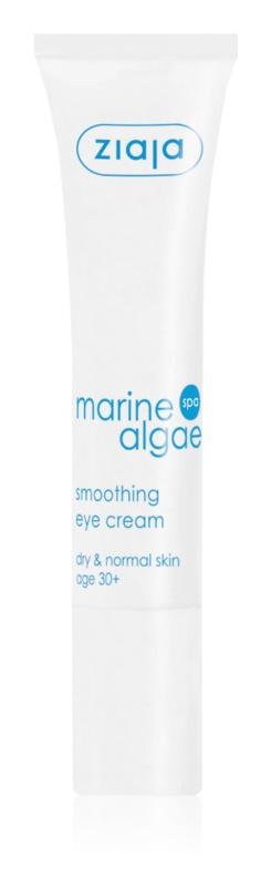 Ziaja Marine Algae creme de olhos antirrugas 30+