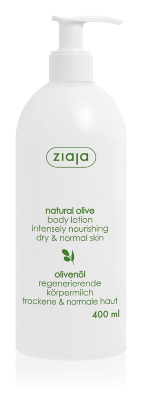 Ziaja Natural Olive tělové mléko s výtažkem z oliv
