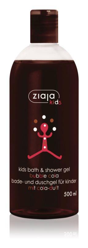 Ziaja Kids Bubble Cola sprchový a kúpeľový gél