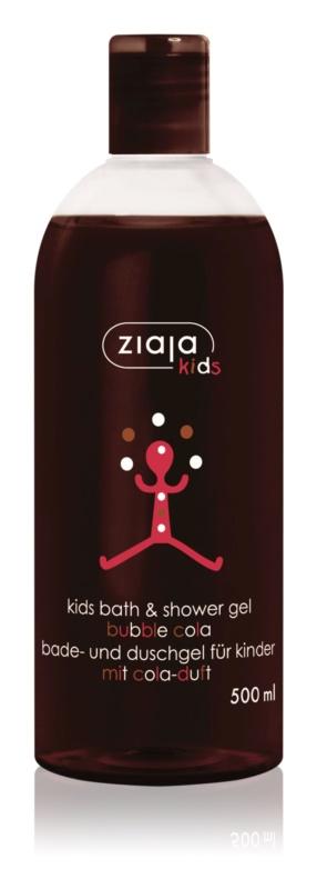 Ziaja Kids Bubble Cola гель для душа та ванни