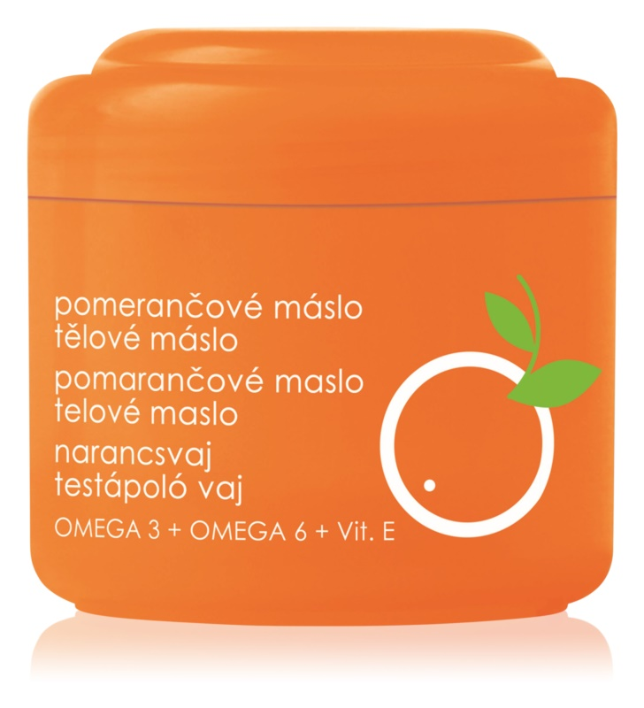 Ziaja Orange Butter Body Butter