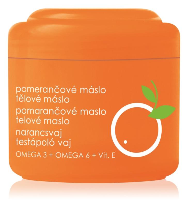 Ziaja Orange Butter масло для тіла