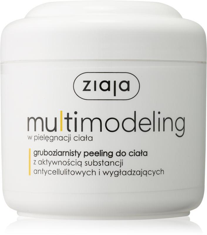 Ziaja Multimodeling vyhlazující tělový peeling proti celulitidě