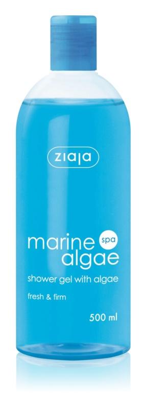 Ziaja Marine Algae osvežujoč gel za prhanje z izvlečki morskih alg