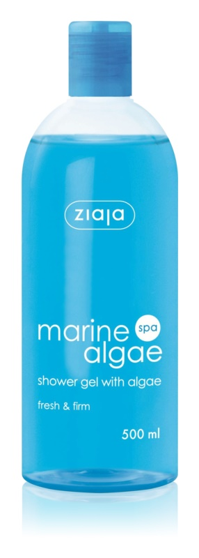 Ziaja Marine Algae Refreshing Shower Gel With Seaweed Extracts