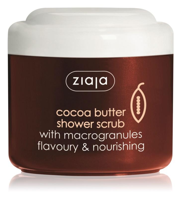 Ziaja Cocoa Butter sprchový peeling