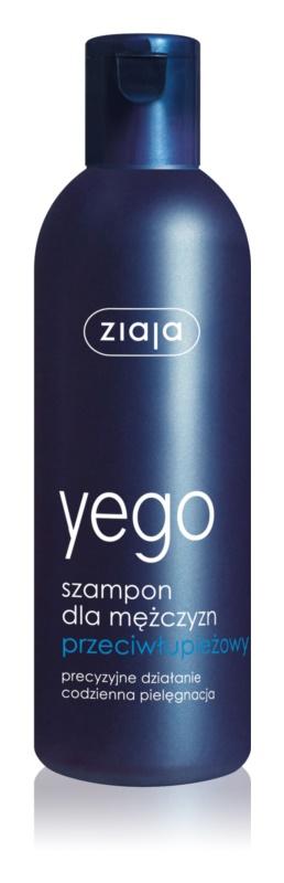 Ziaja Yego шампоан против пърхот за мъже