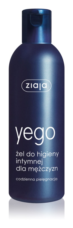 Ziaja Yego гел за интимна хигиена за мъже