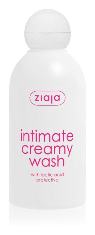 Ziaja Intimate Creamy Wash Gel for Intimate Hygiene