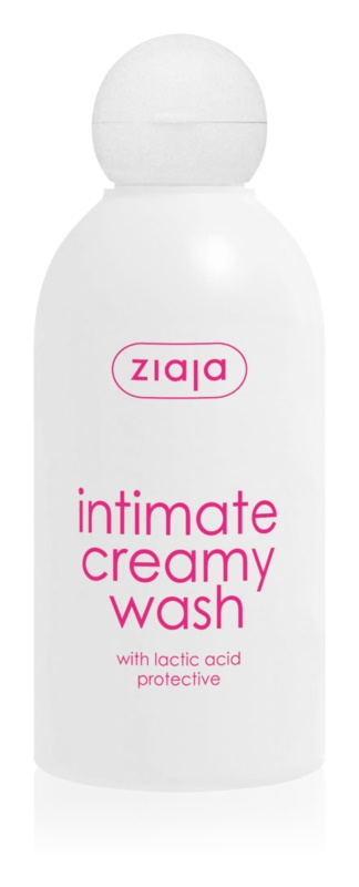 Ziaja Intimate Creamy Wash gél na intímnu hygienu