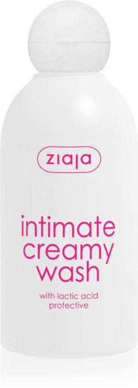 Ziaja Intimate Creamy Wash gel pentru igiena intima