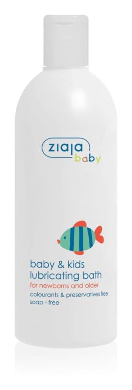 Ziaja Baby ulei pentru baie pentru nou-nascuti si copii