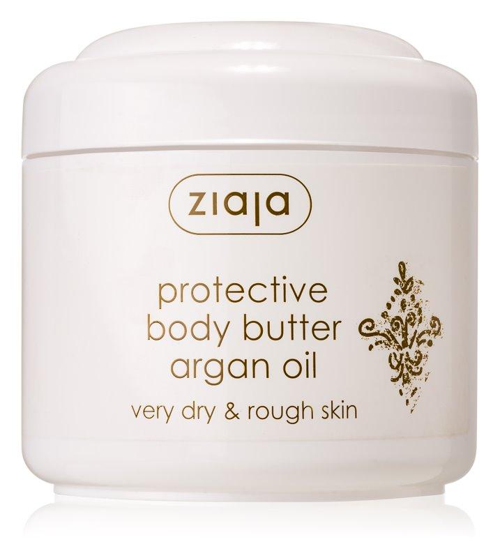 Ziaja Argan Oil ochranné telové maslo
