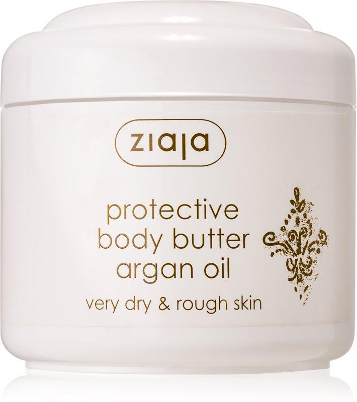 Ziaja Argan Oil захисне молочко для тіла
