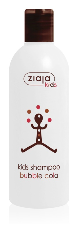 Ziaja Kids Bubble Cola Shampoo für Kinder