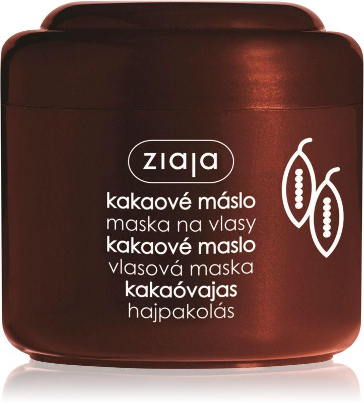 Ziaja Cocoa Butter máscara para cabelo com manteiga de cacau
