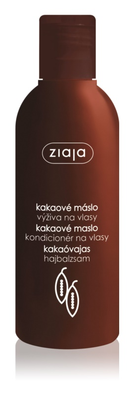 Ziaja Cocoa Butter condicionador nutritivo com manteiga de cacau