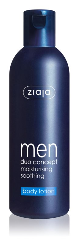 Ziaja Men nawilżające mleczko do ciała dla mężczyzn