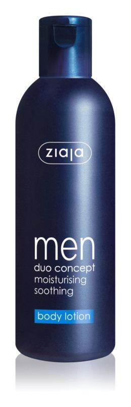 Ziaja Men зволожуюче молочко для тіла для чоловіків