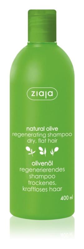 Ziaja Natural Olive regeneračný šampón pre všetky typy vlasov