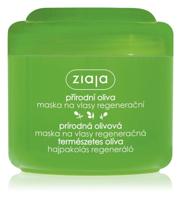 Ziaja Natural Olive maseczka regenerująca do włosów