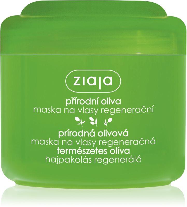 Ziaja Natural Olive regeneračná maska  na vlasy