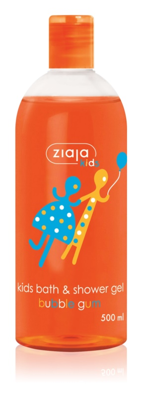 Ziaja Kids Bubble Gum Dusch- und Badgel