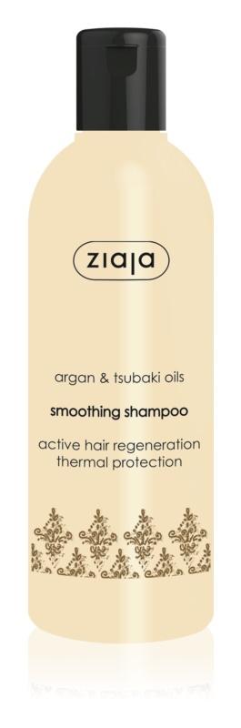 Ziaja Argan Oil vyhlazující šampon s arganovým olejem