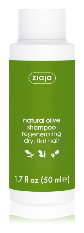 Ziaja Natural Olive Regenerating Shampoo For Dry Hair