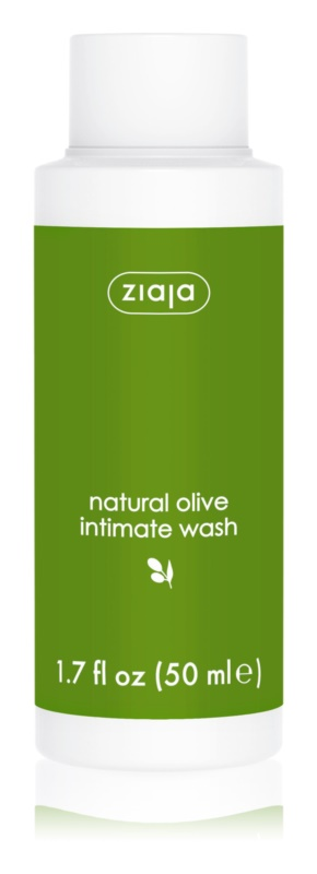 Ziaja Natural Olive Gel for Intimate Hygiene