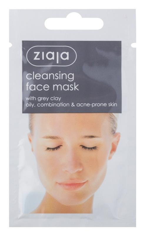 Ziaja Mask oczyszczająca maseczka do twarzy