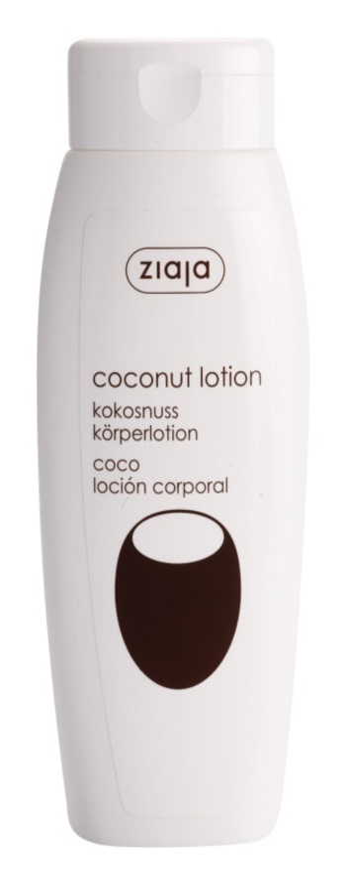 Ziaja Coconut lotiune de corp