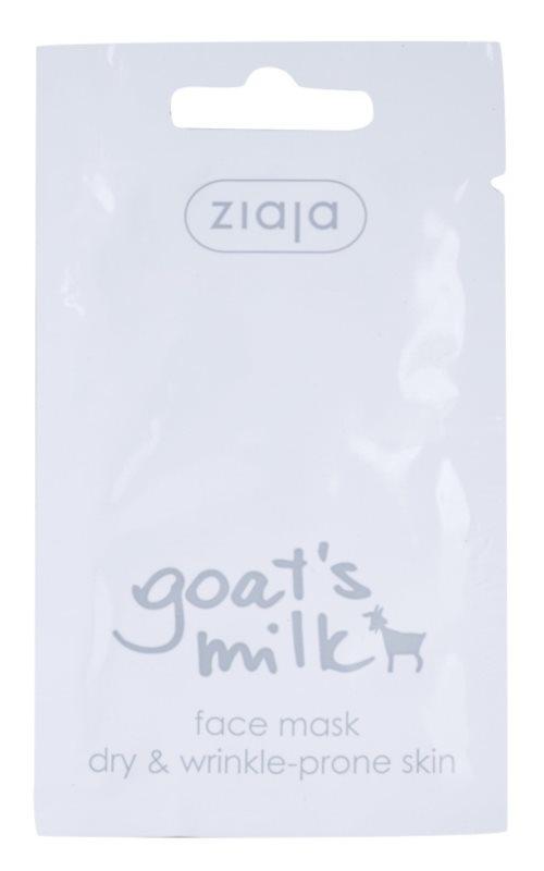 Ziaja Goat's Milk Maske für trockene Haut