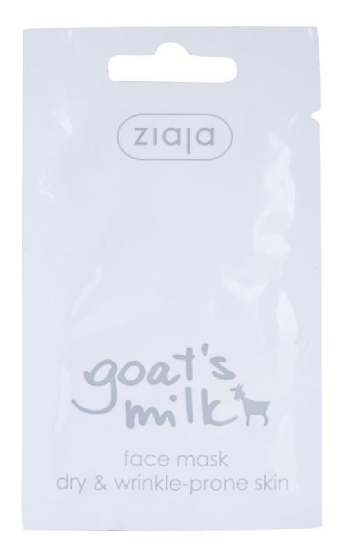 Ziaja Goat's Milk Masker  voor Droge Huid