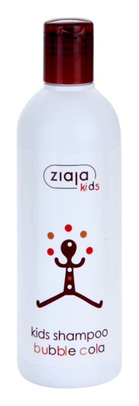 Ziaja Kids Bubble Cola Shampoo für Kinder