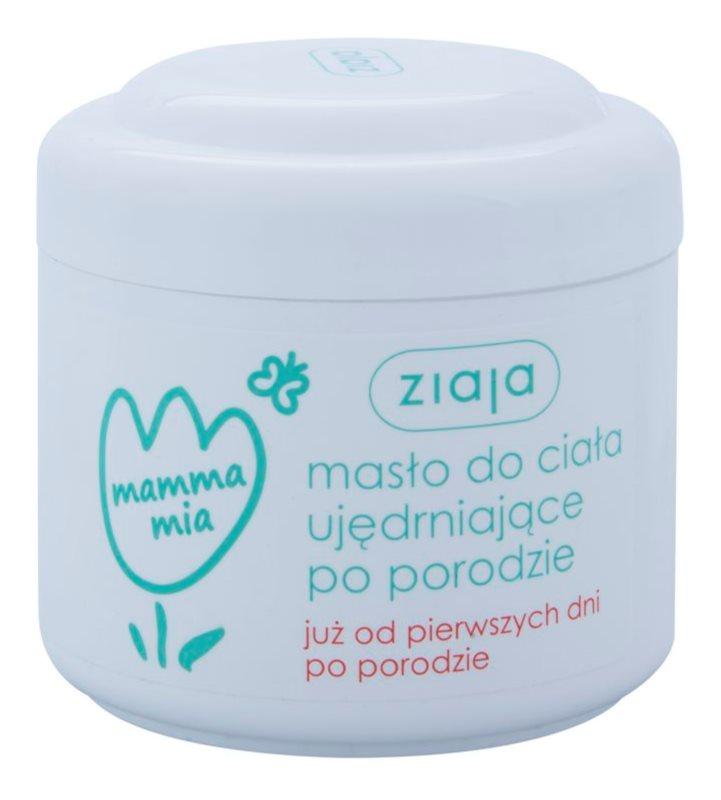 Ziaja Mamma Mia spevňujúce telové maslo pre ženy po pôrode
