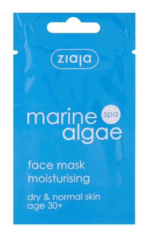 Ziaja Marine Algae hydratační maska pro normální a suchou pleť