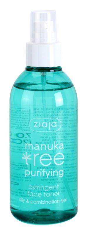 Ziaja Manuka Tree Purifying Tonikum für fettige und Mischhaut