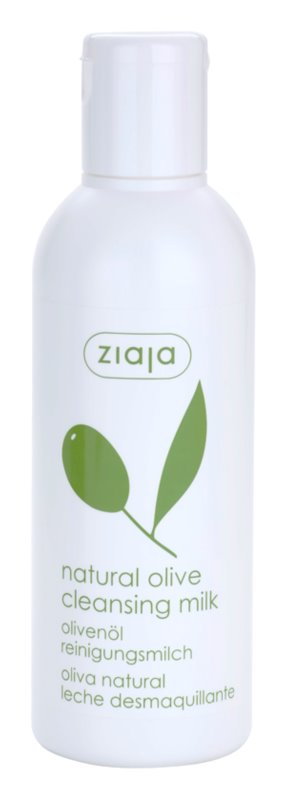 Ziaja Natural Olive odličovací mléko s výtažkem z oliv