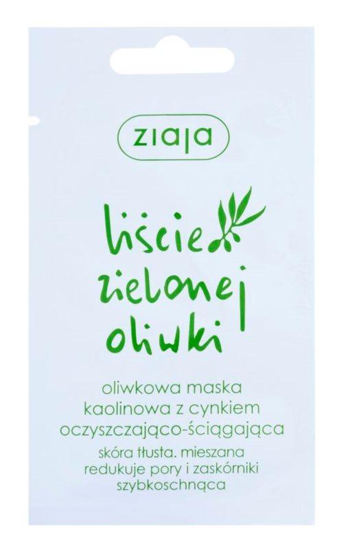 Ziaja Natural Olive Gesichtsmaske mit Kaolin
