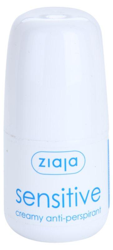 Ziaja Sensitive krémes izzadásgátló roll-on